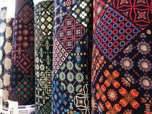 خرید پارچه های شال و روسری